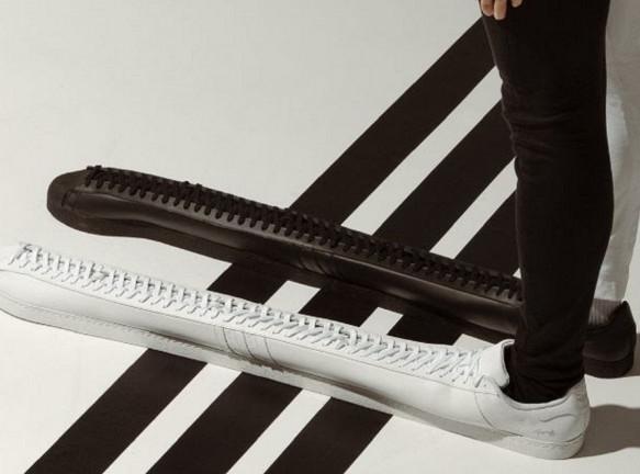 Adidas × Tommy Cash: самые длинные кроссовки в мире