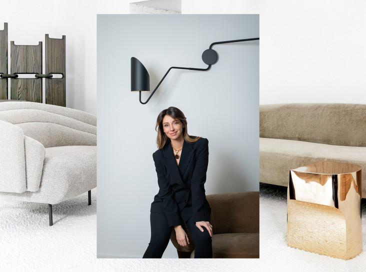 Ирина Будцева-Виницкая: тренды в  коллекционном дизайне