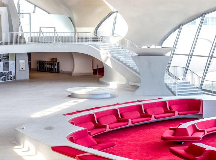 Терминал по проекту Ээро Сааринена стал отелем премиум-класса