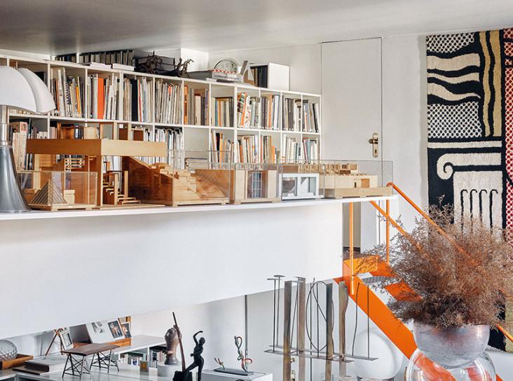 Квартира-мастерская Гаэ Ауленти открыта для публики