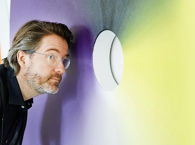 Олафур Элиассон в Tate Modern
