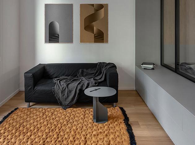 Проект U Concept: маленькая квартира в центре Киева