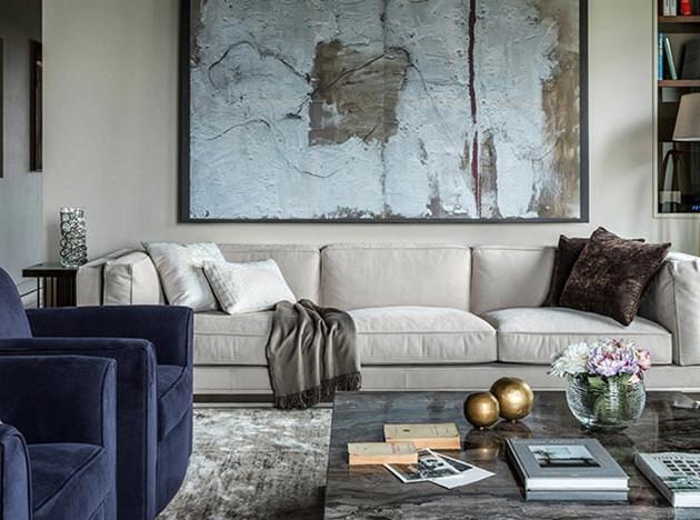 Йоко Танабе: квартира для семьи коллекционеров