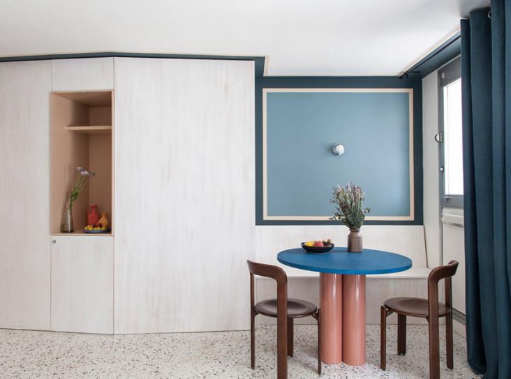 Batiik Studio: 5 идей для маленьких квартир