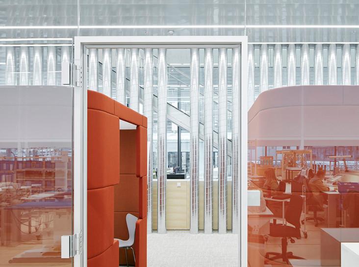 Норвежские архитекторы Snøhetta для Swarovski