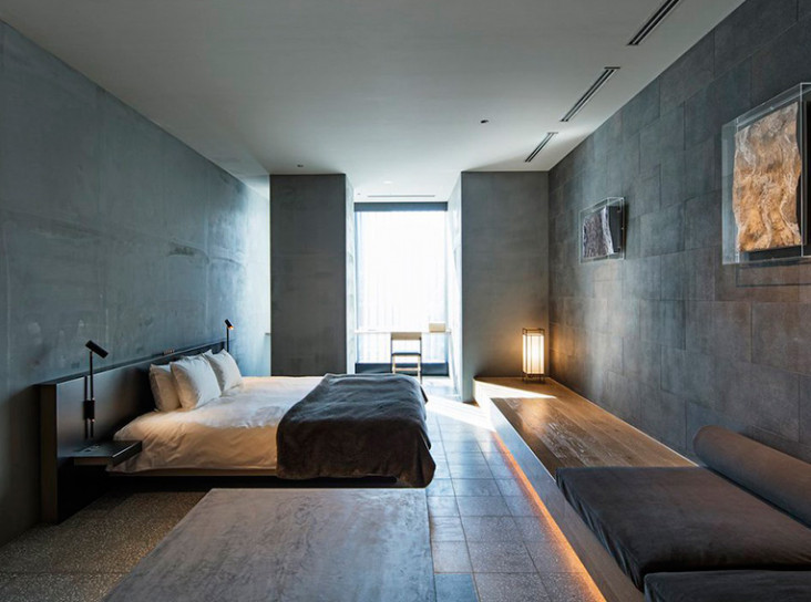 Suppose Design: бутик-отель в Токио