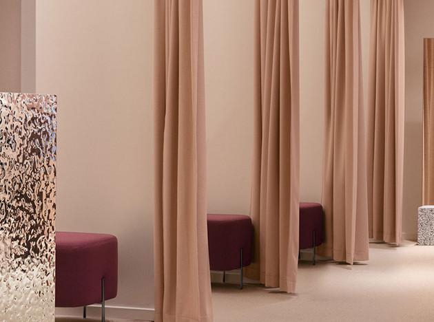 Note Design Studio: концепт-стор Gina Tricot в Стокгольме