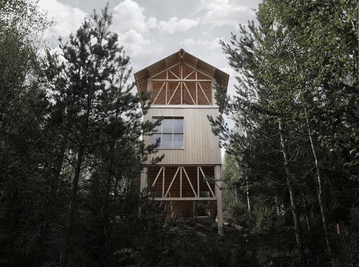 Bergaliv: cамый красивый шведский отель