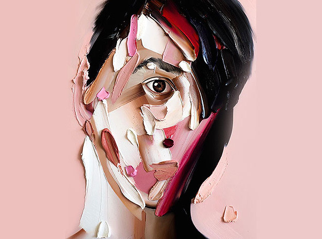 Лица художника Джозефа Ли