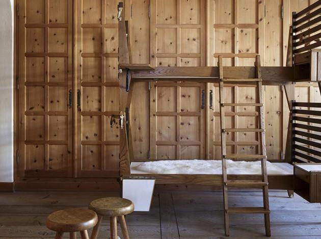 Nomad: коллекционный дизайн в Альпах
