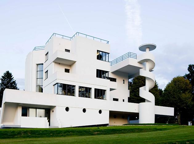 Бельгийский модернизм: вилла Дирикса