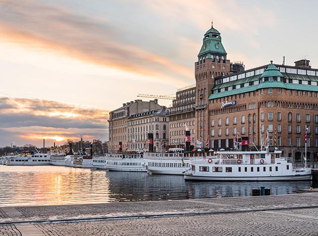 Скандинавский дизайн: 5 отелей в Стокгольме