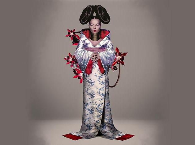V&A готовит грандиозную выставку кимоно