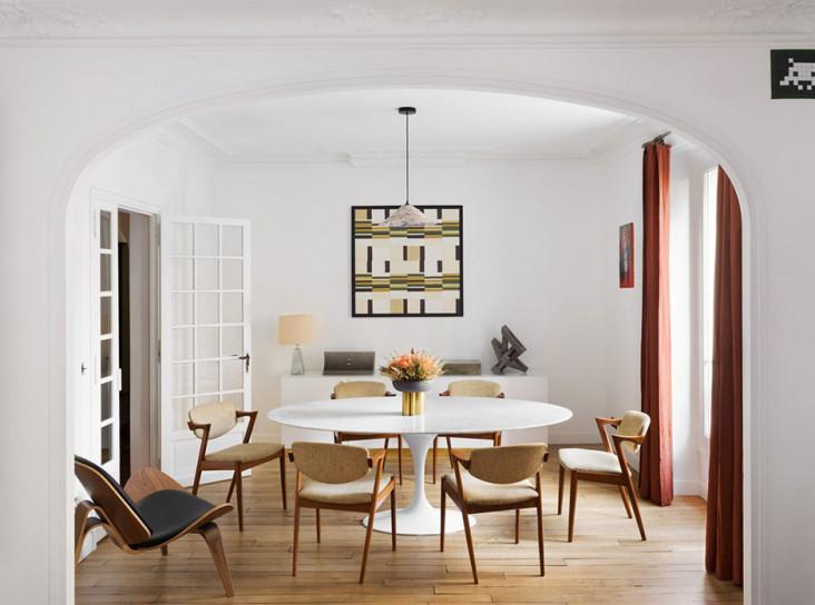 Квартира для коллекционеров стрит-арта. Проект Софи Дриес