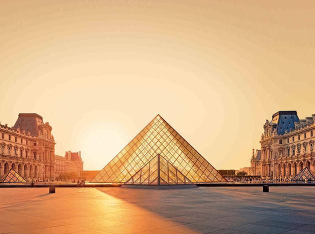 Лувр изменил правила продажи билетов