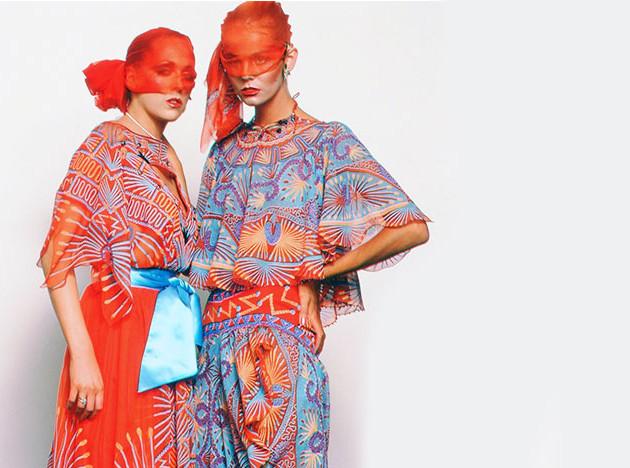 Зандра Роудс: выставка в Музее моды и текстиля