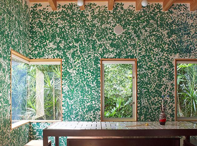 Дуг Эйткен: дом художника в Калифорнии