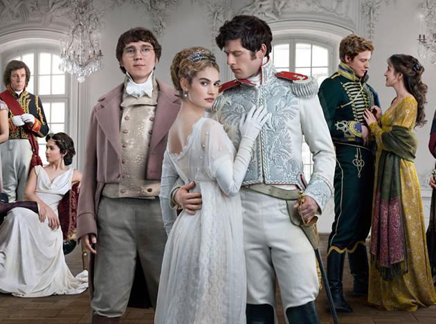 Украшения для британского сериала в Историческом музее