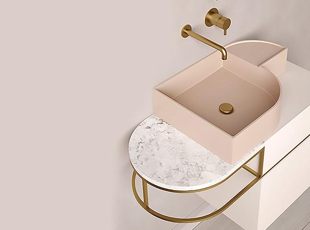 Ванная комната 2019: коллекция Bernhardt & Vella для Ex.t
