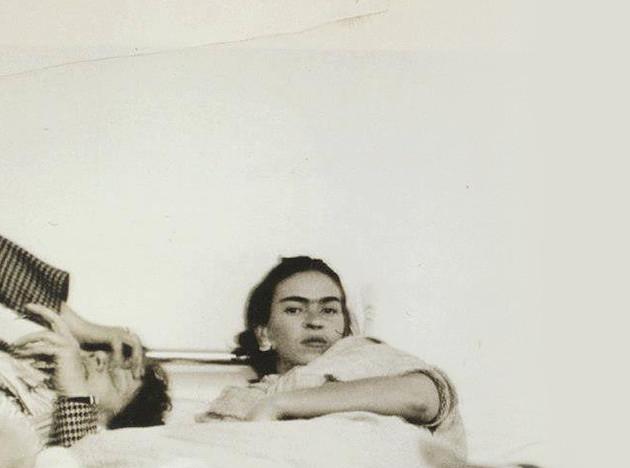 Фрида Кало и Диего Ривера в Москве