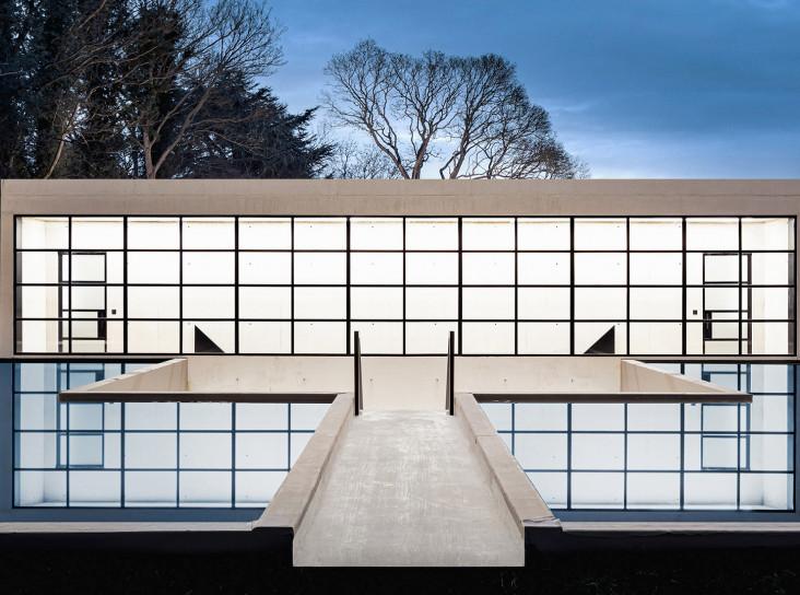 Дом-призрак по проекту BPN Architects