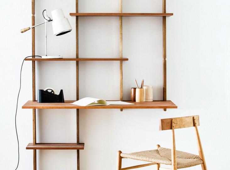 Рабочее место в спальне: 50 примеров