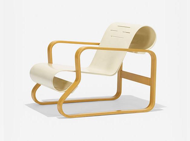 100 лет дизайна: кресло Paimio для Artek