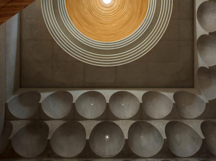 Мечеть в Сиднее по проекту Candalepas Associates