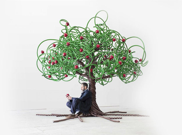 Яблоки Барфорда в David Gill Gallery