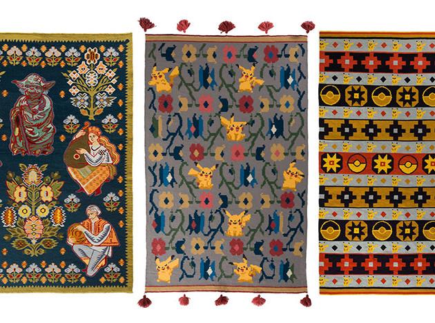 Оксана Левченя: украинские ковры в XXI веке