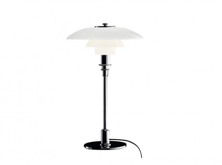 100 лет дизайна: лампа PH 3/2 Поула Хеннингсена