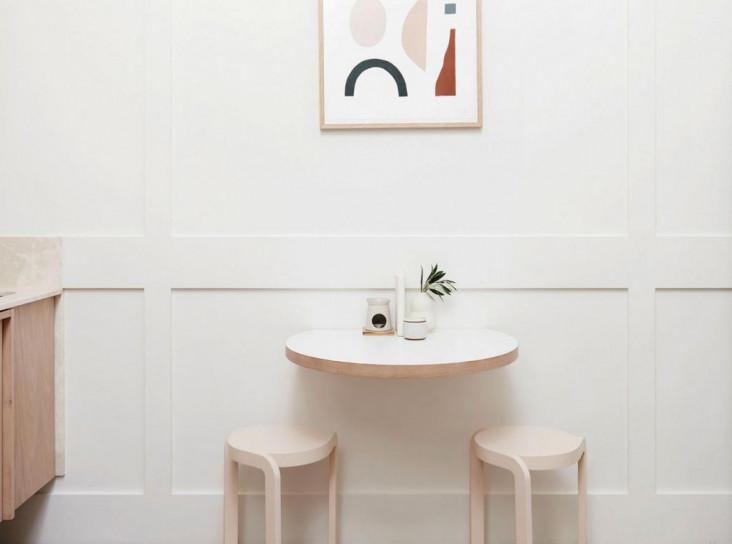Bicker Design: маленький розовый дом