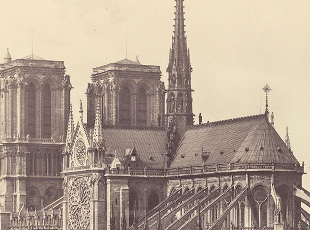 История собора Нотр-Дам-де-Пари в американском музее