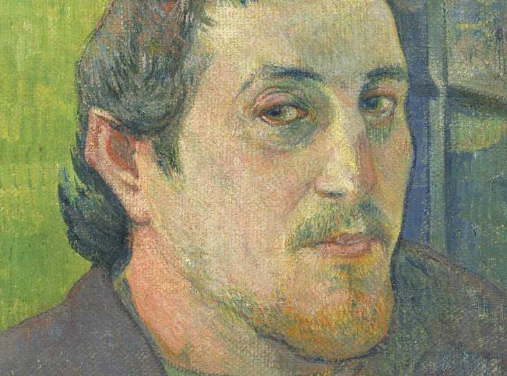 Гоген в Национальной галерее Лондона