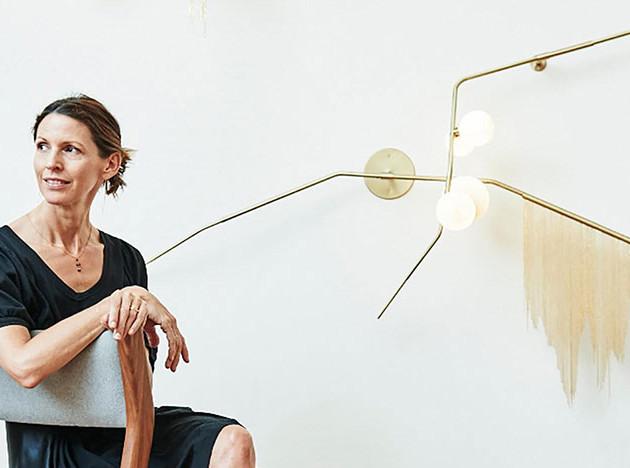 Линдси Эйдельман: вдохновленная светом