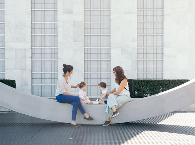Snøhetta: скульптура как символ дипломатии