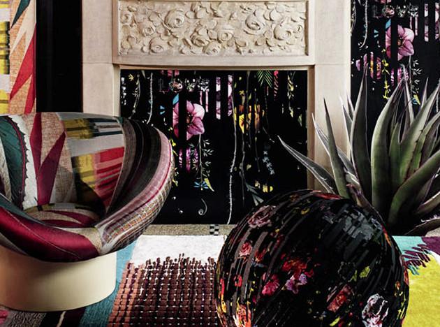 Christian Lacroix Maison: Саша Валкхоф о декоре 2018