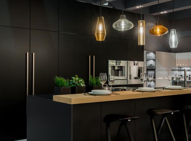 Новый тренд в планировке кухни: «помещение в помещении»