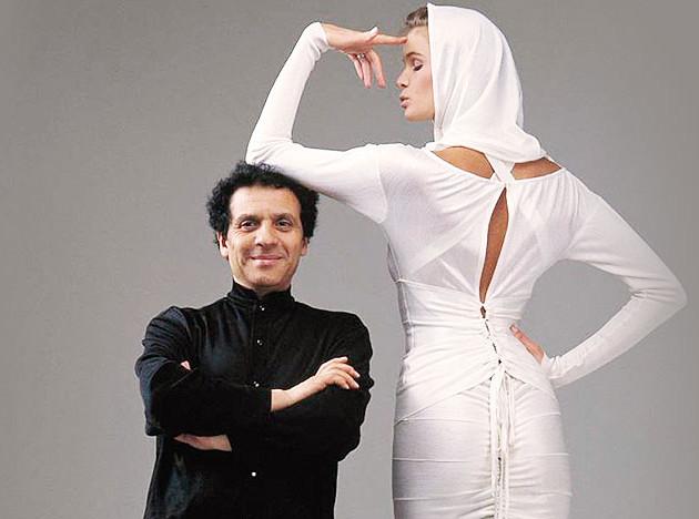 Аззедин Алайя в лондонском Музее дизайна