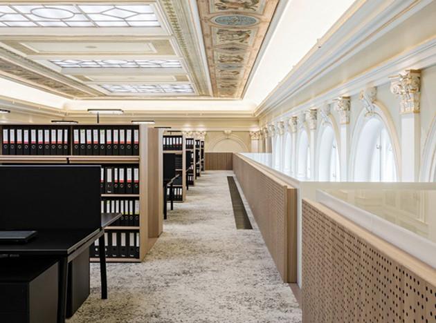 BEHF Architects и венский телеграф: премия за лучший офис