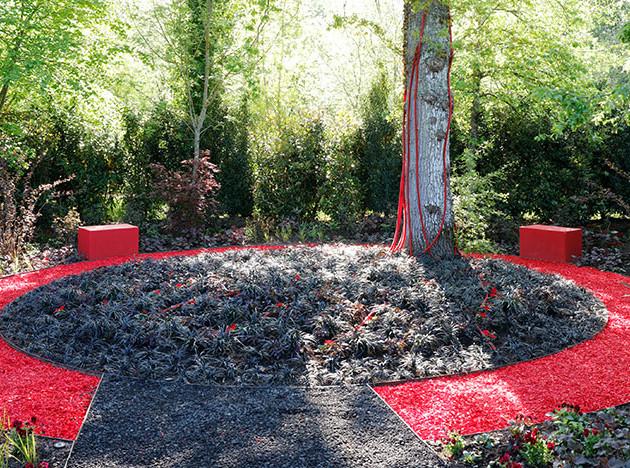 Фестиваль садов на Луаре: проект Avantgarden Ольги Подольской