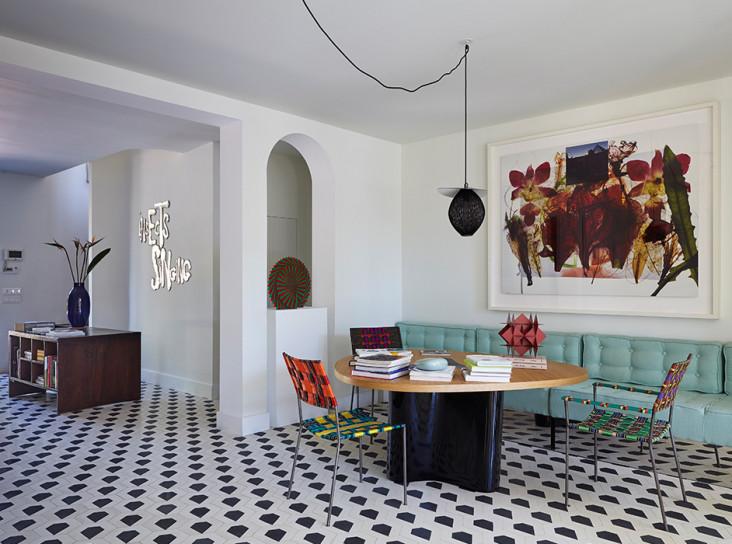 Domaine du Muy: дом-галерея по проекту Индии Мадави