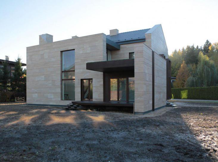 Архитектурное бюро Асадова: реконструкция дома в Подмосковье