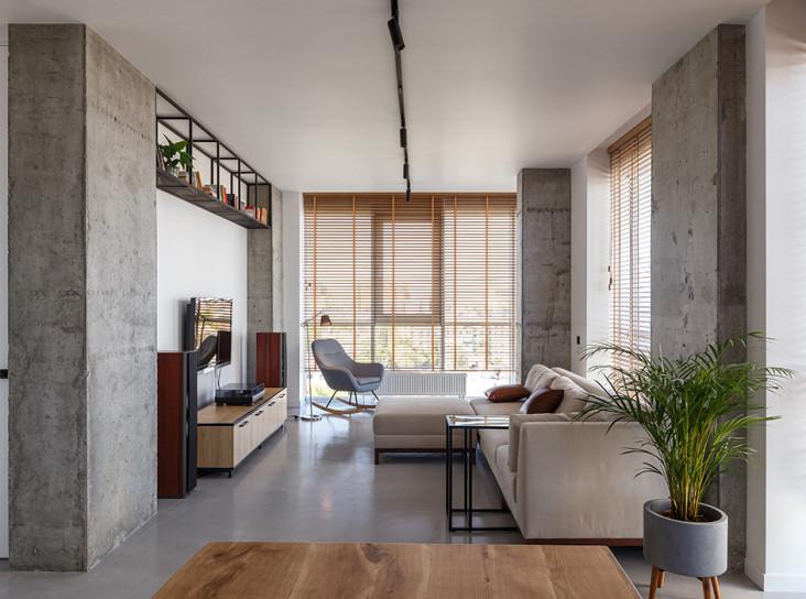 SVOYA Studio: квартира с необычной планировкой