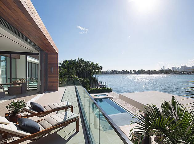 Тропический модернизм в Майами от Choeff Levy Fischman Architects