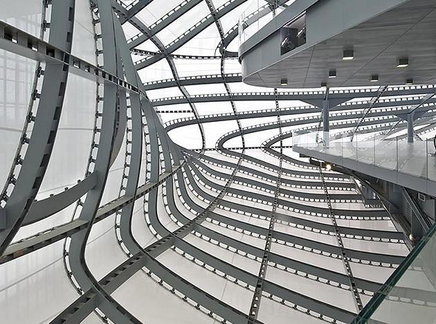 Studio Fuksas: Европейский конгресс-центр в Риме за 239 миллионов евро