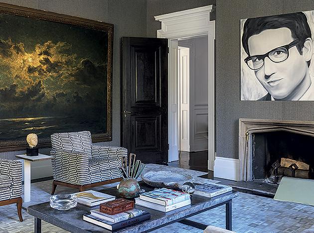 Cоздатель сайта 1stdibs миллионер Майкл Бруно и его дом