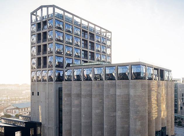 Музей в Кейптаунском порту