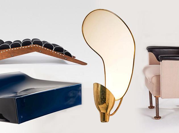 Коллекционный дизайн: 25 шедевров на ярмарке TEFAF
