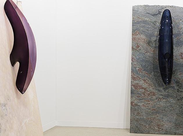 Аниш Капур: скульптура из стекла Lalique